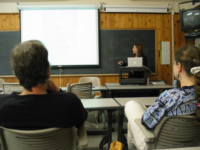 Teaching and Advising